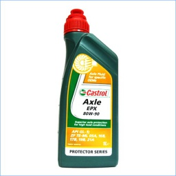 CASTROL 80W90 EPX AXLE 1L